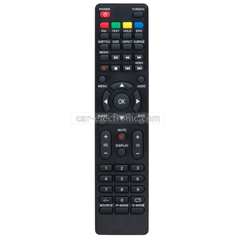 Дистанционно за телевизор RC AKAI 22EN-28EN-32EN LED/LCD заместител